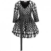 Privée Cocktailkleid / festliches Kleid black/white