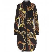 Proenza Schouler Blusen Kleid Mit Print