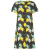 Proenza Schouler Kleid Mit Blätterprint
