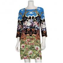 Riani Shiftkleid Florales Muster