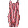 Saint Laurent Kleid Mit Falten Und Print