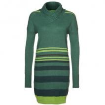 Skunkfunk Goiane Strickkleid dark green