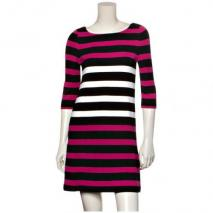 S.Oliver Casual Shiftkleid Pink