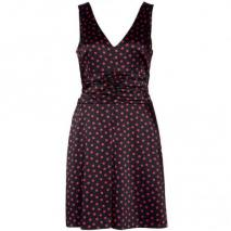 s.Oliver Selection Cocktailkleid / festliches Kleid red / black