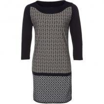 s.Oliver Selection Jerseykleid grey/black
