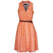s.Oliver Selection Kleid orange