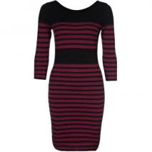 Sonia by Sonia Rykiel Kleid burgundy/navy/black