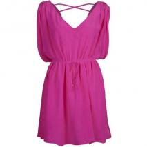 Staple Cocktailkleid / festliches Kleid hot pink