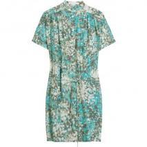 Stella McCartney Camouflage Silk Dress