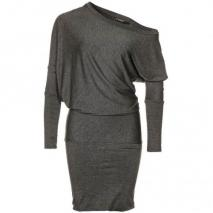 Supertrash Jerseykleid grey