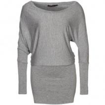 Supertrash Jerseykleid light grey