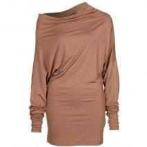 Supertrash Thousandways Jerseykleid wood