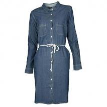 Swildens Jeans-Kleid Gamine blau