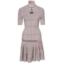 Tricot Chic Jerseykleid rosa