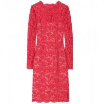 Valentino Kleid Aus Chantilly-Spitze