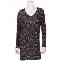 Velvet Kleid Librado Blau