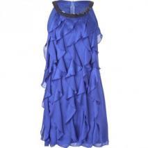 Vera Mont Cocktailkleid / festliches Kleid dunkelblau