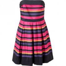 Vera Mont Sommerkleid Pink Trägerlos