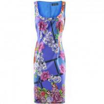 Versace Lilac Pink Dress Clove