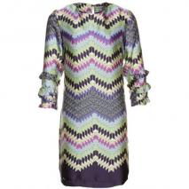 Vilagallo Printed Aline Dress Blusenkleid multi coloured