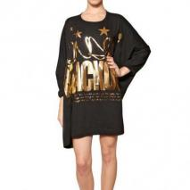 Vivienne Westwood Anglomania London Blackout Übergroßes Jerseykleid
