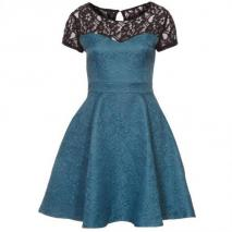 Yumi Cocktailkleid / festliches Kleid teal