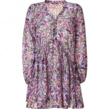 Zimmermann Multicolor Floral Dress